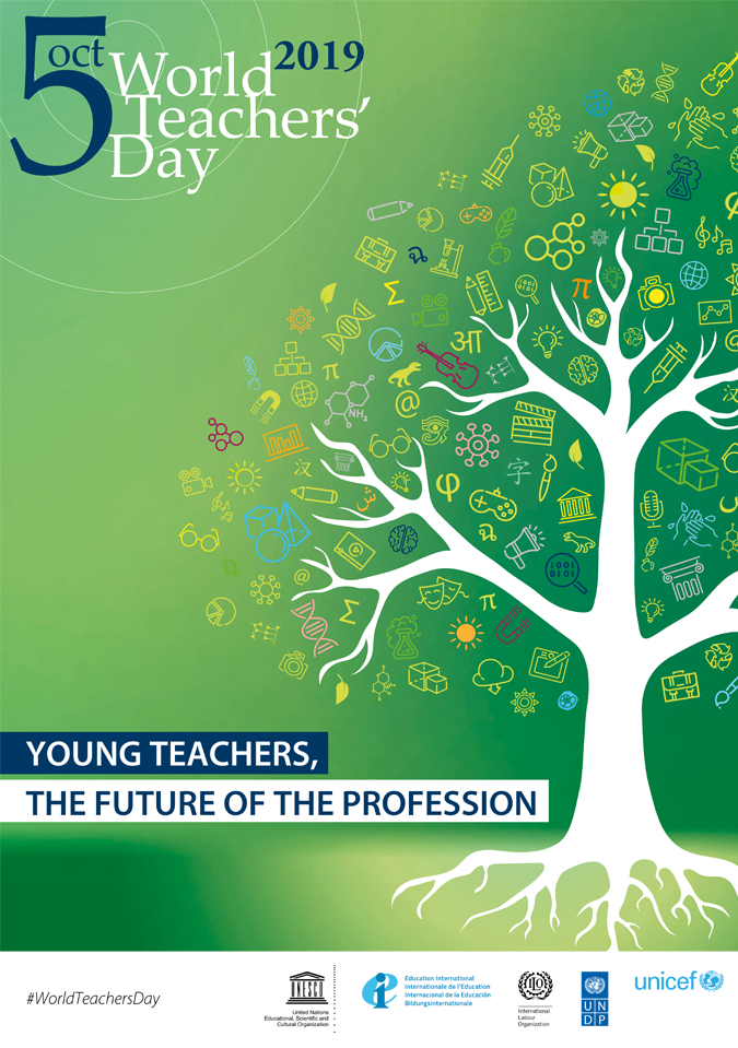 We need to invest in young teachers
